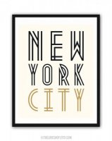 THE LOVE SHOP | NEW YORK CITY | A3 アートプリント/ポスター【アウトレット】の商品画像