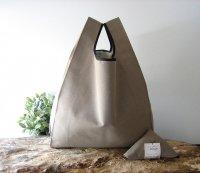 【ネコポス送料無料】ATELIER SETTEMBRE | MINIMALIST TOTE BAG (beige) | トートバッグ/ショッピングバッグの商品画像