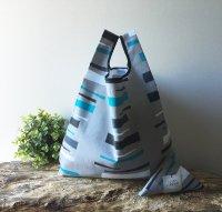 【ネコポス送料無料】ATELIER SETTEMBRE | NORDIC DESIGN TOTE BAG (gray) | トートバッグ/ショッピングバッグの商品画像