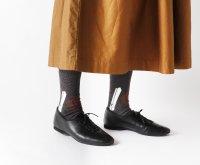 French Bull (フレンチブル)   ギフトソックス (チャコールグレー)   ソックス【シンプル 可愛い 靴下 プレゼント】の商品画像