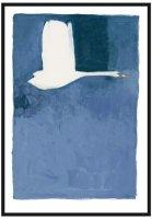JORGEN HANSSON | Swan no.2 | アートプリント/ポスター (50x70cm)の商品画像