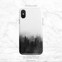 【ネコポス送料無料】SUGARLOAF GRAPHICS   FOGGY FOREST   iPhone 7/8/SE(第2世代)ケースの商品画像