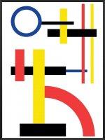 PROJECT NORD | GROPIUS BAUHAUS POSTER | アートプリント/ポスター (50x70cm)【北欧 デンマーク インテリア】の商品画像