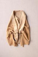 hatsutoki | sally camel (キャメル) | マフラー【ハツトキ ナチュラル 播州織】の商品画像