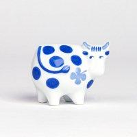 LISA LARSON (リサ・ラーソン) | くさぶえのうし(あおい)【北欧 雑貨 おしゃれ かわいい 干支  牛】の商品画像