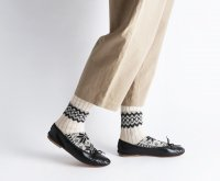 French Bull (フレンチブル) | ヴィンダルソックス | ソックス【シンプル 可愛い 靴下】