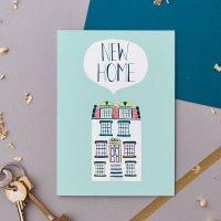 JESSICA HOGARTH   NEW HOME GREETING CARD   グリーティングカード【イギリス カラフル 新居祝い】の商品画像