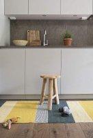 BRITA SWEDEN |  SEASONS SUNNY | プラスティックラグ  (70x100cm)【北欧 ブリタスウェーデン リビング キッチン】の商品画像