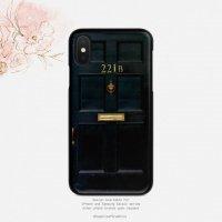 【ネコポス送料無料】SUGARLOAF GRAPHICS | 221B SHERLOCK HOLMES DOOR | iPhone 12ケースの商品画像