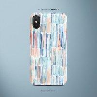【ネコポス送料無料】SUGARLOAF GRAPHICS | COLORFUL STRIPE | iPhone 7/8/SE(第2世代) ケースの商品画像