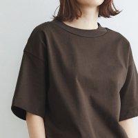 Cion   コットンビッグTシャツ   トップス【無地 シンプル ナチュラル】の商品画像