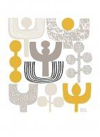 【ネコポス送料無料】ELOISE RENOUF | WINTER SOLSTICE | A4 アートプリント/ポスターの商品画像
