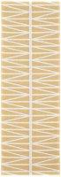 BRITA SWEDEN | HELMI (yellow) | プラスティックラグ (70x150cm) 【ブリタスウェーデン 北欧 インテリア リビング キッチン】の商品画像
