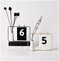 FOOKYOU | Flower Vase for Home Decoration | フラワーベース【北欧 花瓶 ポストカードハンガー】の商品画像