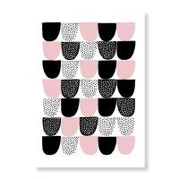 【ネコポス配送OK】KAUNISTE (カウニステ)   SOKERI (ピンク)   ポストカードの商品画像