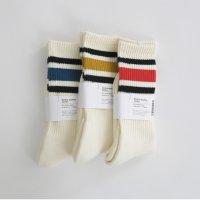 decka -quality socks- | 80's Skater Socks | ソックス【デカ 靴下 シンプル かわいい スケーター】の商品画像