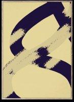 PAPER COLLECTIVE | INK GRAIN 02 | アートプリント/アートポスター (30x40cm)【北欧 シンプル インテリア おしゃれ】の商品画像