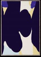 PAPER COLLECTIVE | INK GRAIN 01 | アートプリント/アートポスター (30x40cm)【北欧 シンプル インテリア おしゃれ】の商品画像