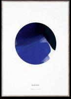 PAPER COLLECTIVE   BLUE MOON   アートプリント/アートポスター (50x70cm)【北欧 シンプル インテリア おしゃれ】の商品画像