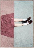 PAPER COLLECTIVE | PLAYGROUND 01 | アートプリント/アートポスター (50x70cm)【北欧 シンプル インテリア おしゃれ】の商品画像
