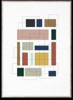 PAPER COLLECTIVE | BML 05 | アートプリント/アートポスター (50x70cm)【北欧 シンプル インテリア おしゃれ】の商品画像