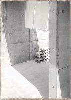 PAPER COLLECTIVE | POETIC CONCRETE 02 | アートプリント/アートポスター (50x70cm)【北欧 シンプル インテリア おしゃれ】の商品画像