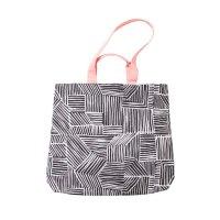 DONNA WILSON | トートバッグ(ブラック×ピンク) | バッグ【シンプル お洒落】の商品画像