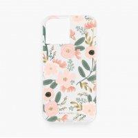 RIFLE PAPER CO. | CLEAR WILDFLOWER | iPhone 12/12 pro【ライフルペーパー スマホケース アイフォン ボタニカル】の商品画像