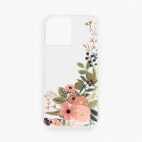 RIFLE PAPER CO. | CLEAR GARDEN ROSE | iPhone 12/12 pro【ライフルペーパー スマホケース アイフォン ボタニカル】の商品画像