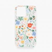 RIFLE PAPER CO. | CLEAR STRAWBERRY FIELDS | iPhone 12/12 pro【ライフルペーパー スマホケース アイフォン ボタニカル】の商品画像