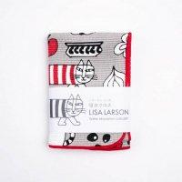 LISA LARSON (リサ・ラーソン) | 吸水クロス(マイキーキッチン・グレー)【北欧 雑貨 リサラーソン キッチン雑貨 ふきん】の商品画像