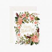 RIFLE PAPER CO. | ガーデンパーティー・マザー (GCHM21) | グリーティングカード【ライフルペーパー 母の日 手紙 ギフト】の商品画像