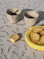FINE LITTLE DAY | SALTHOLMEN CUP, BEIGE (no.45112-6) | ティーカップ 【北欧 陶器 テーブル】の商品画像