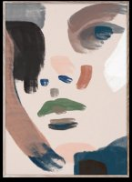 PAPER COLLECTIVE | HER | アートプリント/アートポスター (30x40cm)【送料無料 北欧 シンプル インテリア おしゃれ】の商品画像