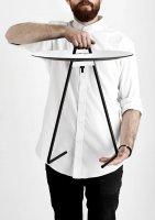 MOEBE   SIDE TABLE (white)   サイドテーブル 北欧 デンマーク ミニマル おしゃれ スチール ムーベの商品画像