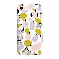 KAUNISTE (カウニステ) | TUTTI FRUTTI (オリーブグリーン) | iPhone 12ケース アイフォン 北欧 可愛い おしゃれの商品画像