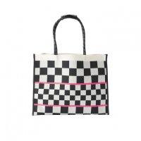 TRICOTE | CHECKERED PATTERN BAG | トリコテ バッグ 可愛い おしゃれの商品画像
