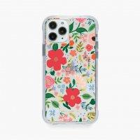 RIFLE PAPER CO. | CLEAR WILD ROSE | iPhone 11/XR【ライフルペーパー スマホケース アイフォン ボタニカル】の商品画像