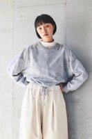 sneeuw (スニュウ) | Train chair ショートプルオーバー (grey) onesize | 送料無料 トップス プリントの商品画像