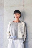 sneeuw (スニュウ) | 雨窓セーター (ivory) size1| 送料無料 トップス セーターの商品画像