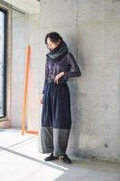 sneeuw (スニュウ) | ウィンドウJQネックウォーマー (charcoal grey) | 送料無料 マフラー ネックウォーマー 防寒の商品画像