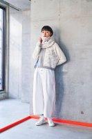 sneeuw (スニュウ) | ウィンドウJQネックウォーマー (ivory) | 送料無料 マフラー ネックウォーマー 防寒の商品画像