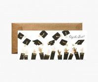 RIFLE PAPER CO. | CONGRATS GRAD! (G1M001) | ランドスケープカード ライフルペーパー 手紙 ギフトの商品画像