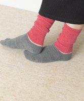 TRICOTE   VELOR SOCKS (pink)   靴下 ソックス トリコテの商品画像