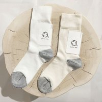 Cul de Sac (カルデサック) | ドレス軍足 (natural) | 靴下 ソックス シンプルの商品画像