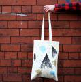 HEY SOSI | SCREEN PRINT TOTE BAG  | THE STARS | トートバッグの商品画像
