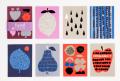 DARLING CLEMENTINE | HARVEST | ポストカードセットの商品画像