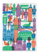 HUMAN EMPIRE | LONDON POSTER  | ポスター (50x70cm)