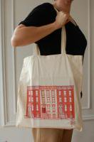 CLAUDIA PEASON | BROWNSTONES TOTE | トートバッグ