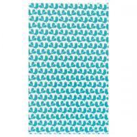 RACHEL POWEL   WAGTAIL TEA TOWEL - TEAL   ティータオルの商品画像